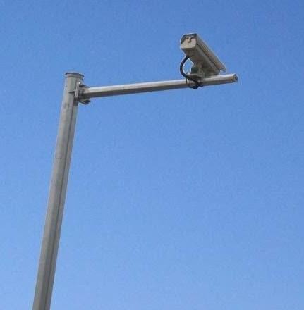 监控杆的安全性要求