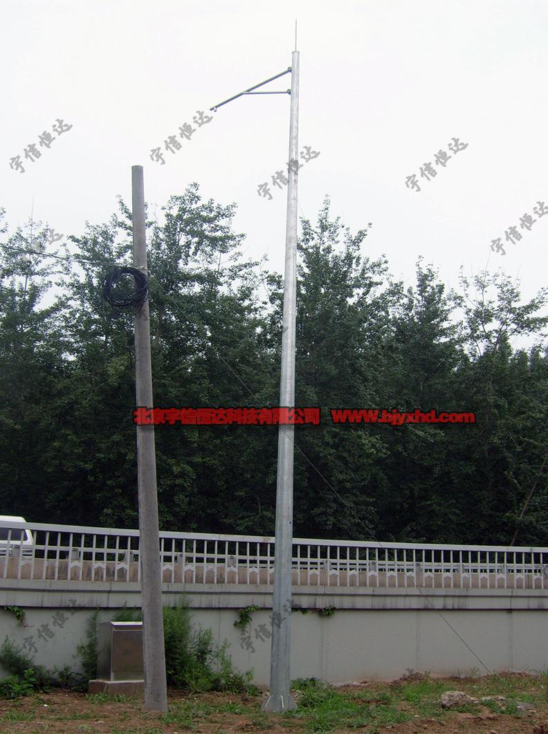 12米至高点监控杆JT12ZX1.5