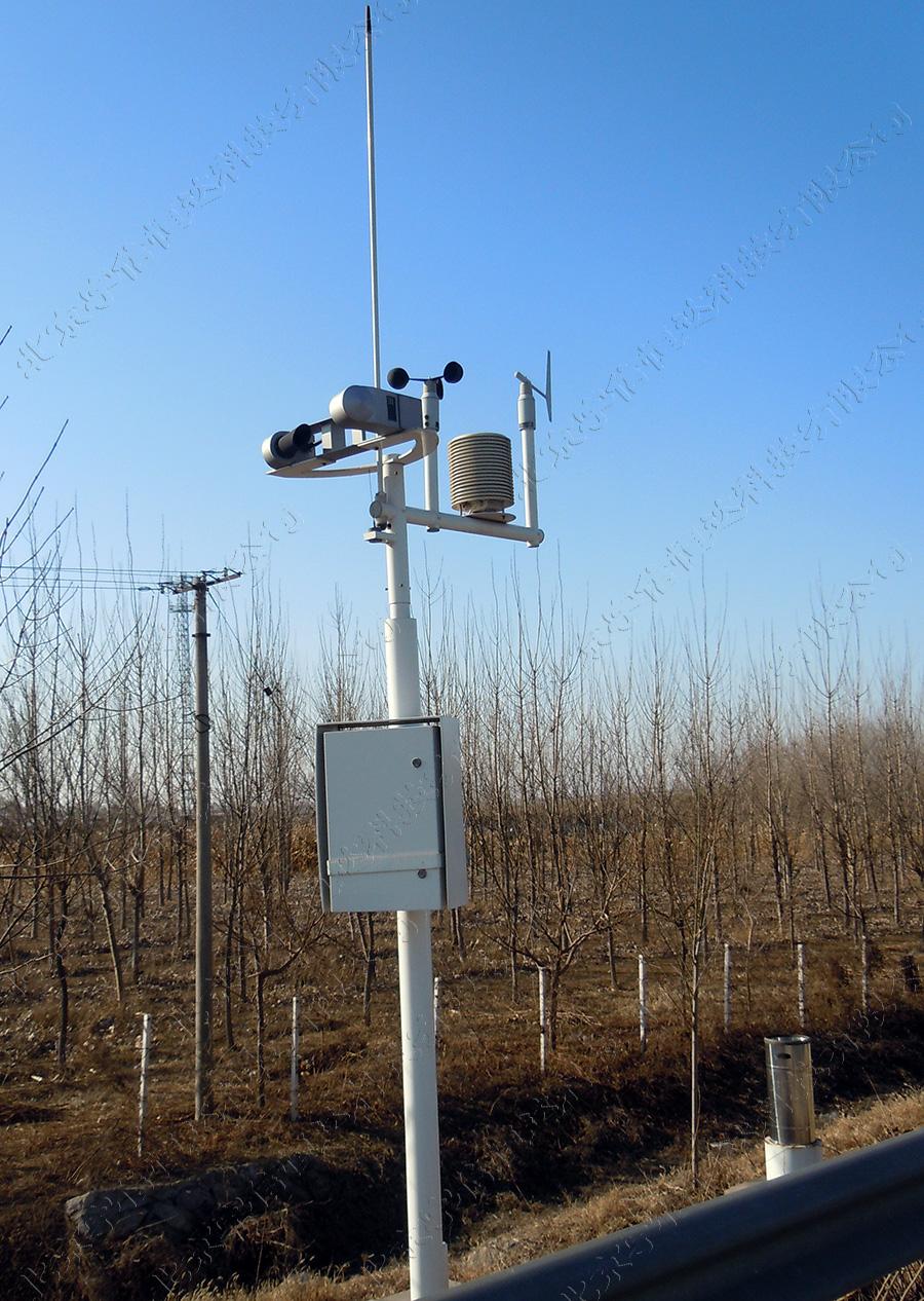 气象监控杆定制