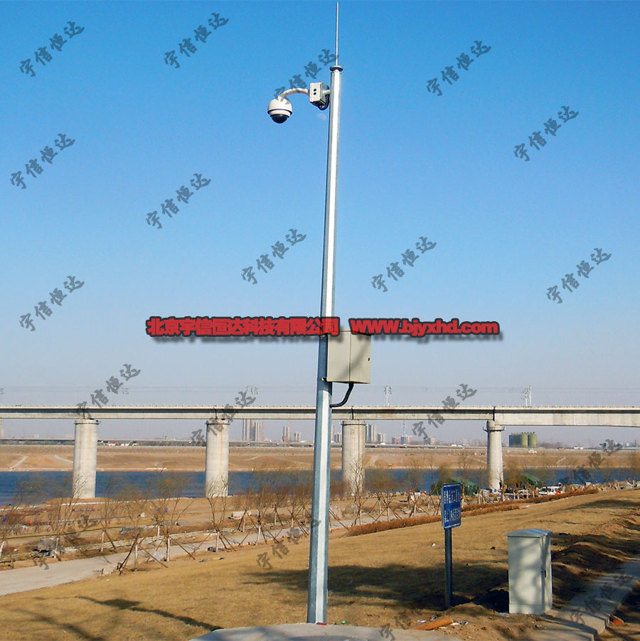 6米八角监控杆JT6-lx